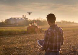 Zukunft der Landwirtschaft © fotolia / Budimir Jevtic