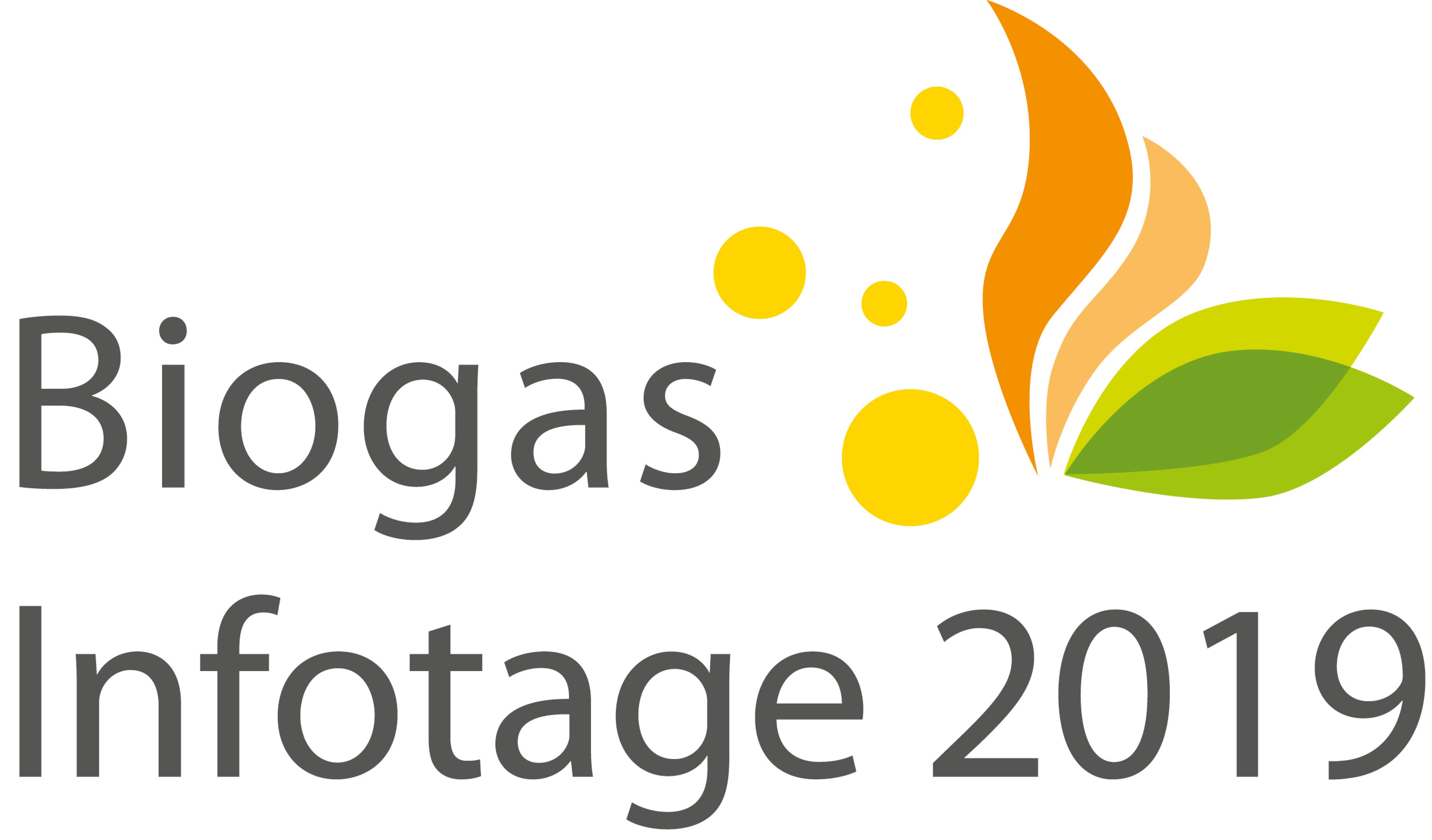 Logo Biogas Infotage 2019