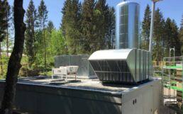 Belueftung-Entlueftung-Biogasanlage