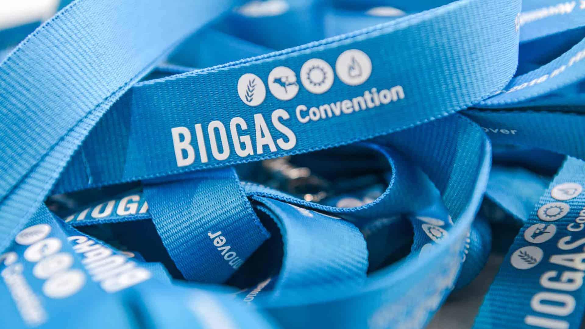 Schlüsselanhänger der BIOGAS Convention & Trade Fair 2019