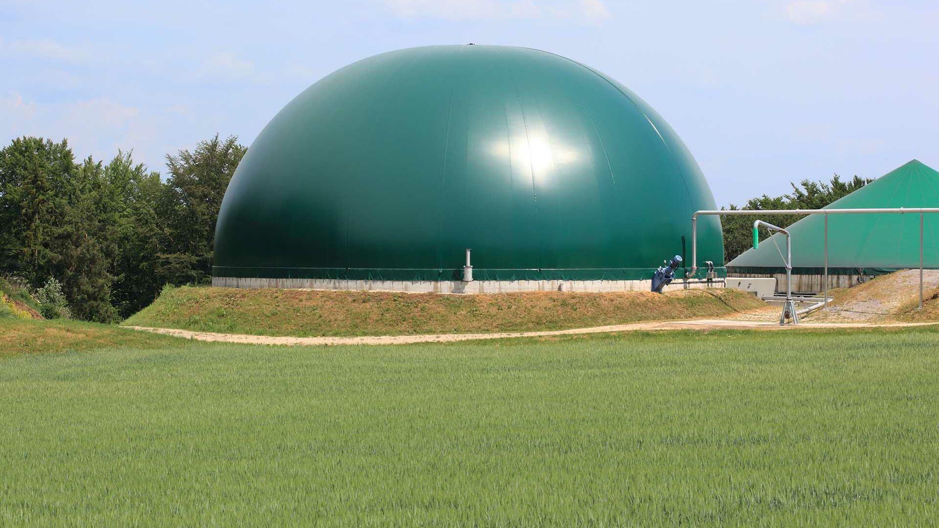 Biogasanlagen: Vergleich verschiedener Fermenter
