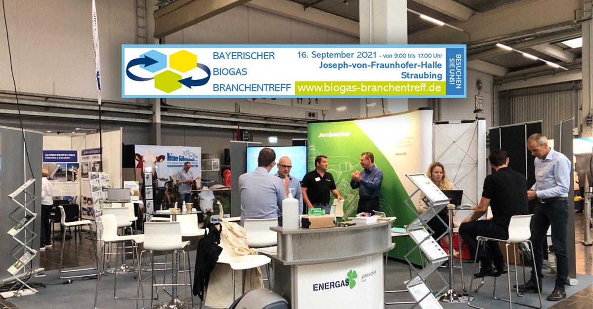 Einladung zum 3. Bayrischen Biogas Branchentreff